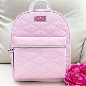 🌹New🌹 Kate Spade Quilted Backpack